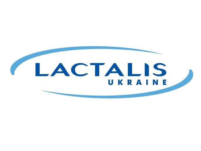 Доставка для Lactalis в Украине Логотип