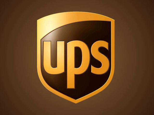 Доставка UPS в Украине Логотип